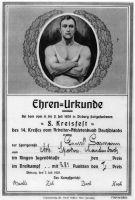 RSC_1929_Gassmann_Urkunde