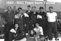 RSC_1993_RSC_beim_Turnier